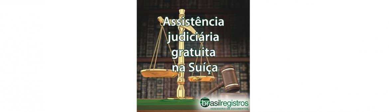 Assistência judiciária gratuita na Suíça
